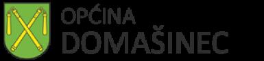 Logo Općina Domašinec